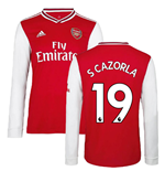 T-shirt Manches Longues Arsenal Home 2019/20