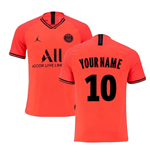 Maillot 2019/20 Paris Saint-Germain Away (Votre Nom)