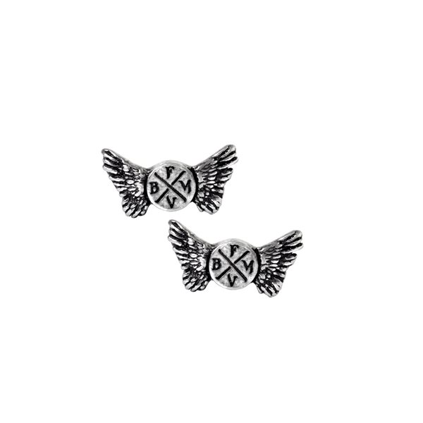 Boucles d'Oreilles Bullet For My Valentine WINGS LOGO