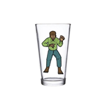 Verre Universal Monsters WOLF MAN