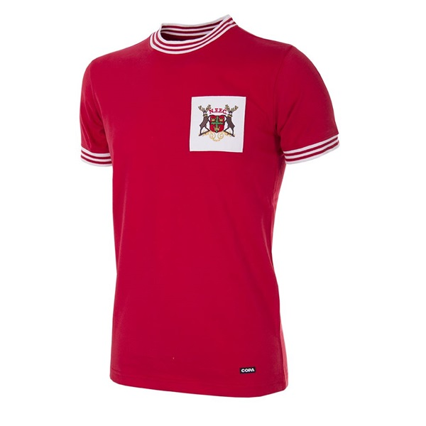 Maillot de Football Rétro Nottingham Forest FC 1966-1967