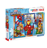 Puzzle Marvel Superheroes 394609