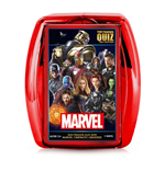 Marvel jeu de cartes Top Trumps Quiz *ALLEMAND*