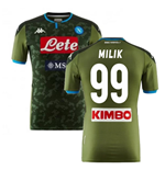 Maillot 2019/20 Naples Away