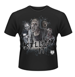 T-shirt The Walking Dead - Killin It