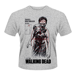 T-shirt The Walking Dead TARGET MALE WALKER
