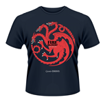 T-shirt Game Of Thrones FIRE AND BLOOD