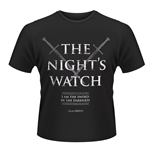 T-shirt Game Of Thrones THE NIGHT'S WATCH