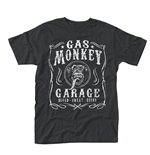 T-shirt Gas Monkey Garage FLOURISH