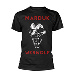 T-shirt Marduk - Werwolf