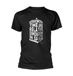 T-shirt Doctor Who  396412