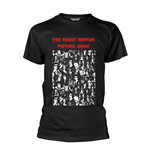 T-shirt The Rocky Horror Picture Show BLOCK CHARACTERS