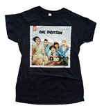 T-shirt One Direction pour Femmes: Up All Night