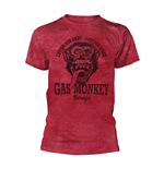 T-shirt Gas Monkey Garage CUSTOM HOT RODS