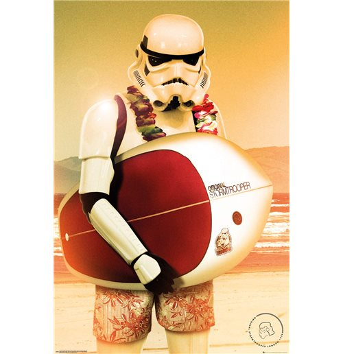 Poster Star Wars 401565