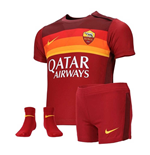 Tenue de football pour enfant Rome Home 2020/21