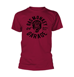T-shirt Gas Monkey Garage MONKEY MECHANIC