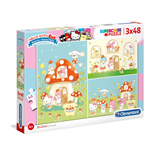Puzzle Hello Kitty  406094