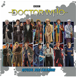 Calendrier Doctor Who  407504