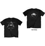 T-shirt Alice In Chains Unisexe: Fog Mountain