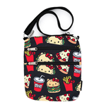 Hello Kitty by Loungefly sac à bandoulière Snacks AOP