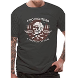 T-shirt Foo Fighters  410078