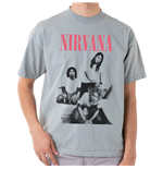 T-shirt Nirvana unisexe - Design: Bathroom Photo