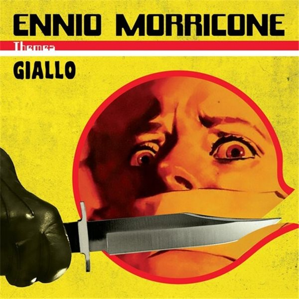 Vinyle Ennio Morricone - Giallo -Coloured- (2 Lp)