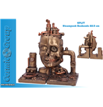 Serre-livres Split Steampunk Bookends