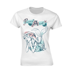T-shirt Disney - Princesss Ariel Pastel Wash