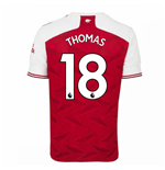 Maillot de football Arsenal Home 2020/21