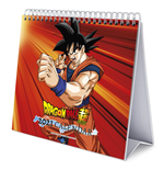 Calendrier de Bureau Dragon Ball Z 2021
