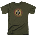 T-shirt Usa Army  pour homme