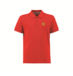 Polo Ferrari Rouge