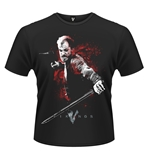 T-shirt Vikings Floki Attack