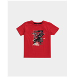 T-shirt Spider-Man - Miles Morales - Glitch Miles (Enfants)