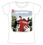 T-shirt pour Femmes One Direction: Take Me HOME - Rough Edges