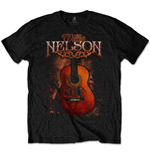 T-shirt Willie Nelson  unisexe - Design: Trigger