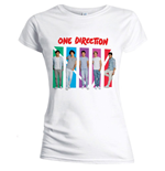T-shirt pour Femmes One Direction: Colour Arches