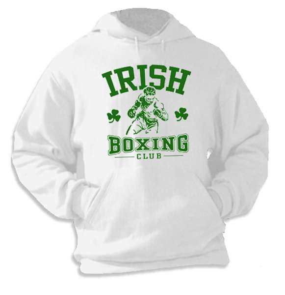 Sweatshirt Irish Boxing