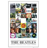 Poster THE BEATLES