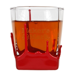 Verre Maker's Mark Whisky Bourbon Red Wax