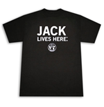 T-shirt JACK DANIELS Whiskey Lives Here