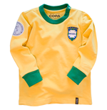 "Maillot Brésil ""My First Football Shirt"""