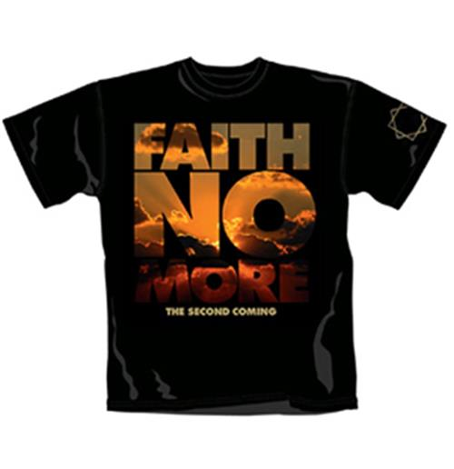 T-shirt Faith No More-Yellow Sky