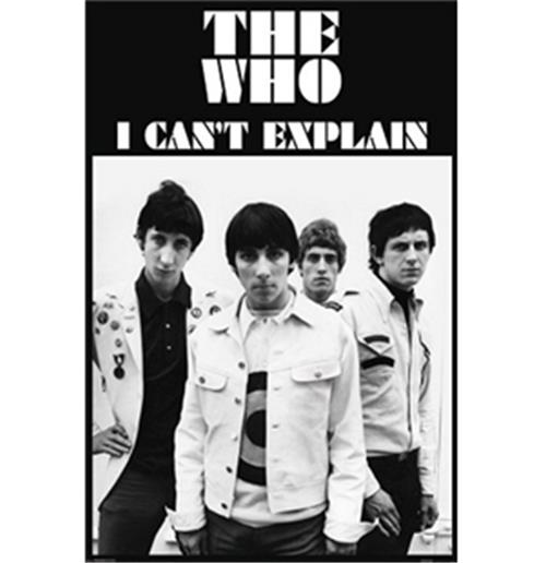 Poster The Who-I Cast Explain