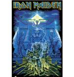 Poster Iron Maiden-Tomb