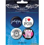 Pack Badge Fall Out Boy