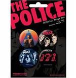 Pack Badge The Police