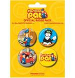 Pack Badge Postman Pat